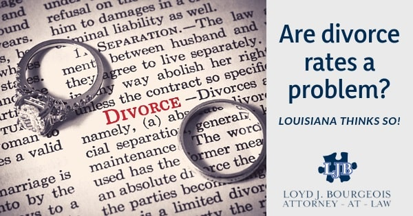 Louisiana Divorce Rate Task Force
