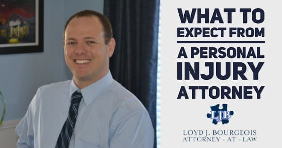 What to Expect from a Louisiana Personal Injury Attorney
