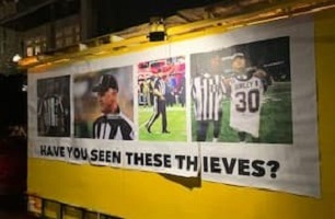 Saints No Call Referees and Family Law