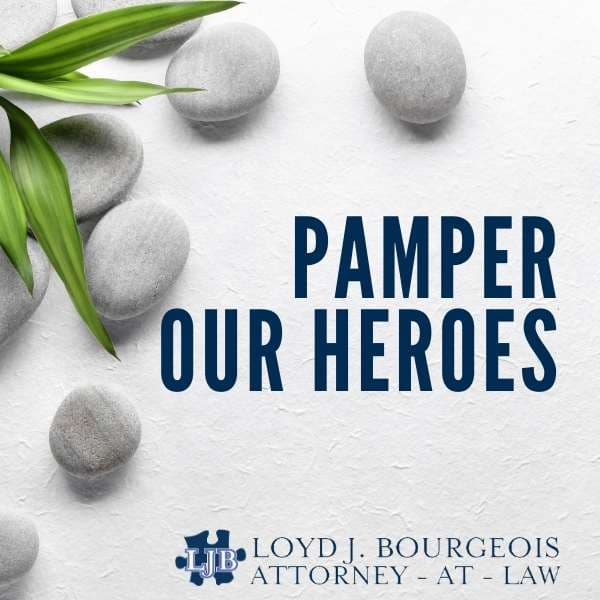 Pamper Our Heros: St Charles Parish Nominations Now Open