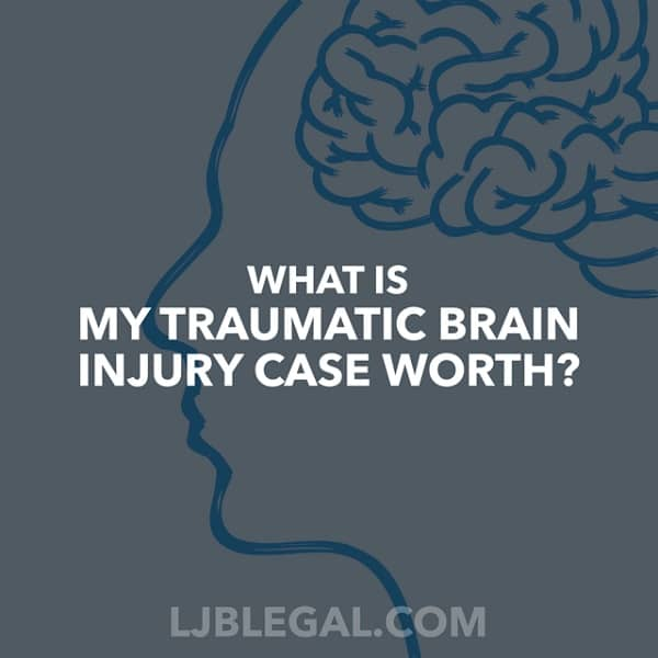 What is my Traumatic Brain Injury Claim Worth?