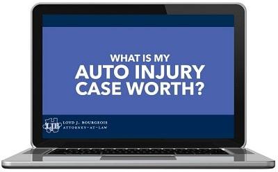 What is My Injury Worth Webinar