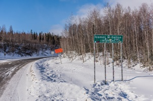 winter driving dangers in Alaska
