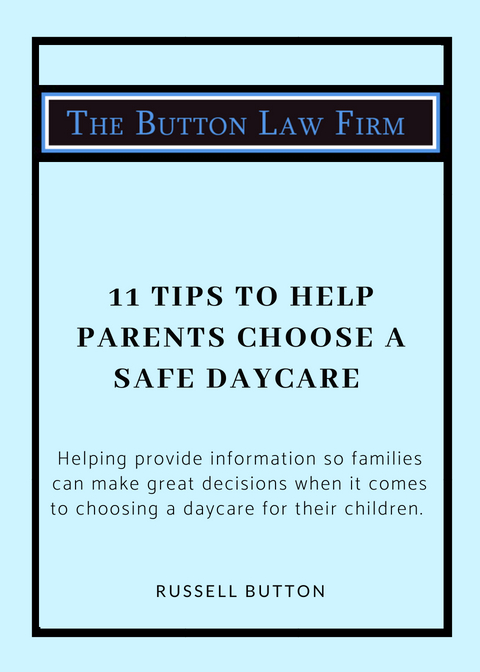 How To Find A Safe Daycare