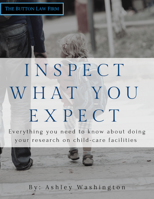 Inspect What You Expect by Ashley Washington, Attorney at the Button Law Firm