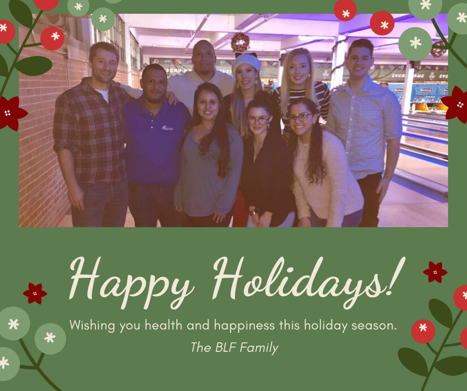 Button Law Firm Holidays