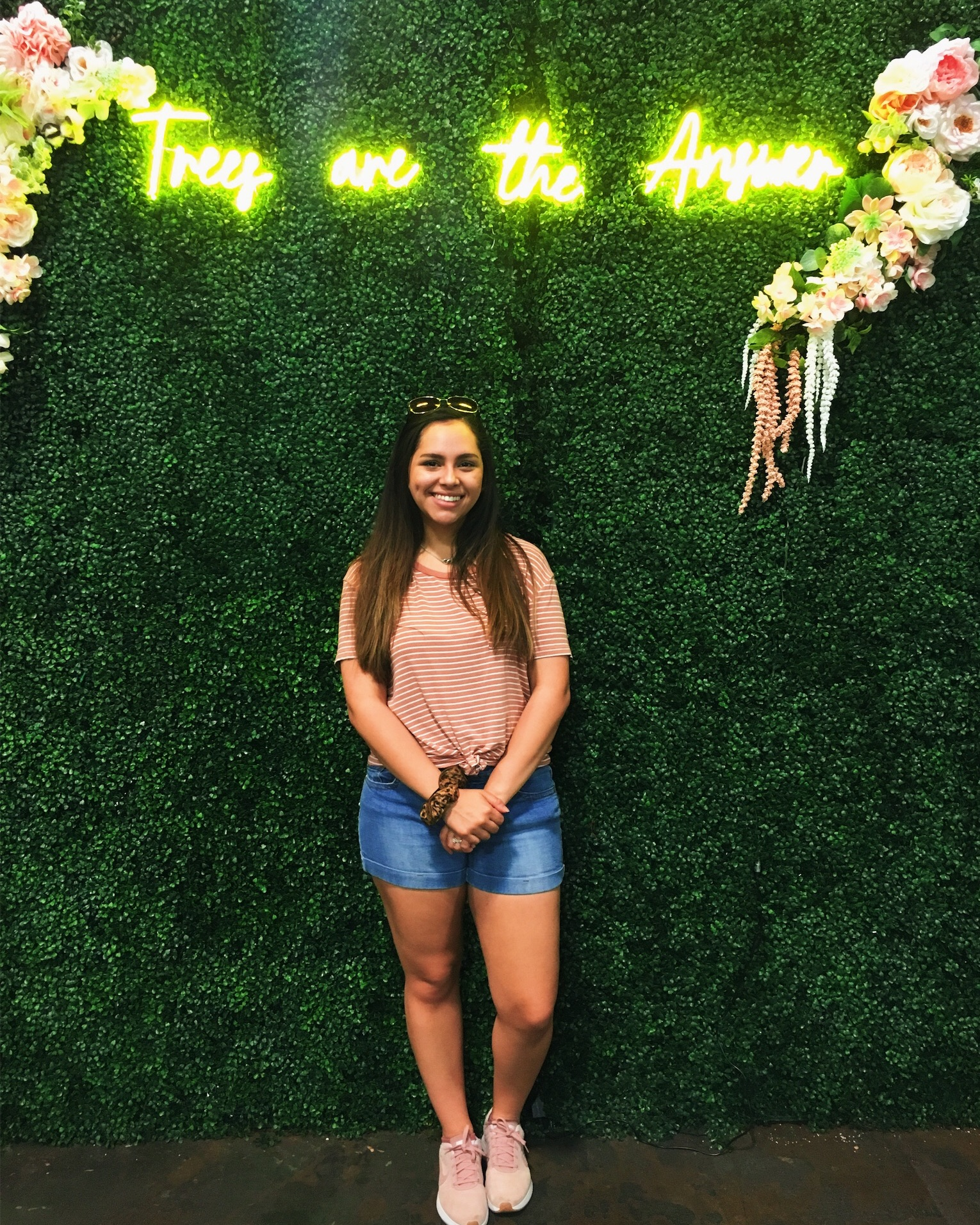 Button Law Firm Marketing Intern, Natalia