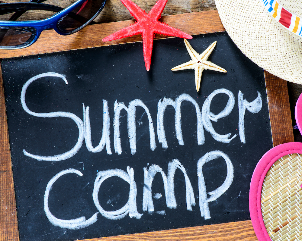 Keep your child safe at summer camp