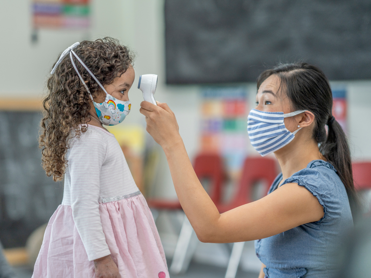 Texas Daycare Requirements for Coronavirus