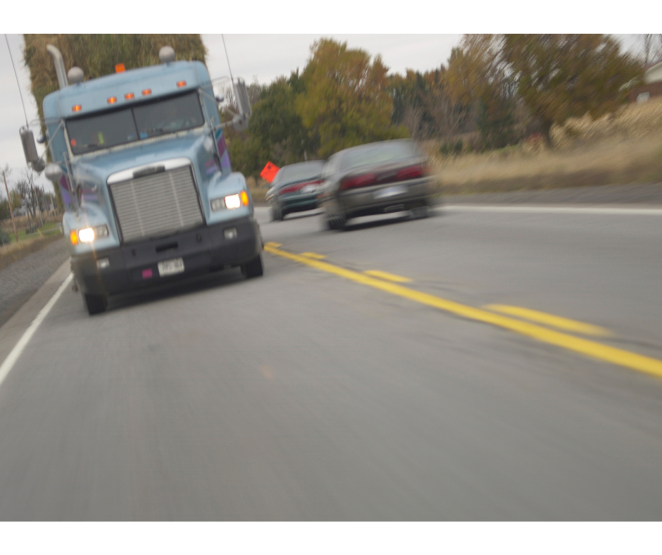 Who is liable in a commercial trucking accident