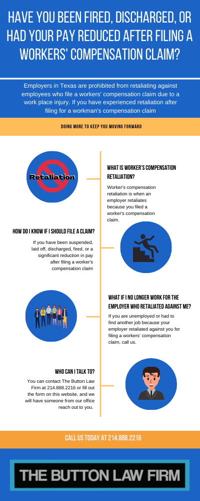 workers compensation infographic