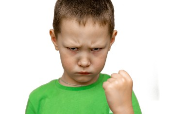 Aggression can be a sign of daycare abuse.