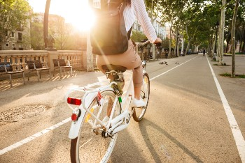 Bike accidents can cause severe injuries.