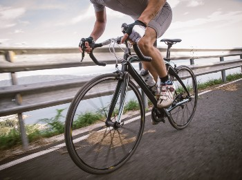 Bike accidents can result in severe injury.