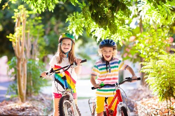 Get help for your injured child after a bike accident.