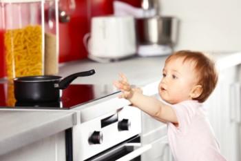 Home daycares have many burn hazards.