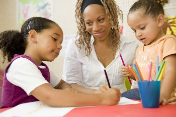 Daycare centers can have high staff turnover rates.