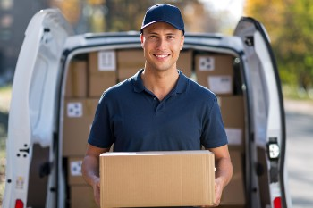 Delivery truck accidents can cause serious injuries.