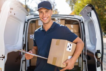 Avoid common mistakes after a delivery truck accident.