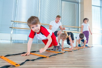 Gym childcare centers can cause injuries to children.