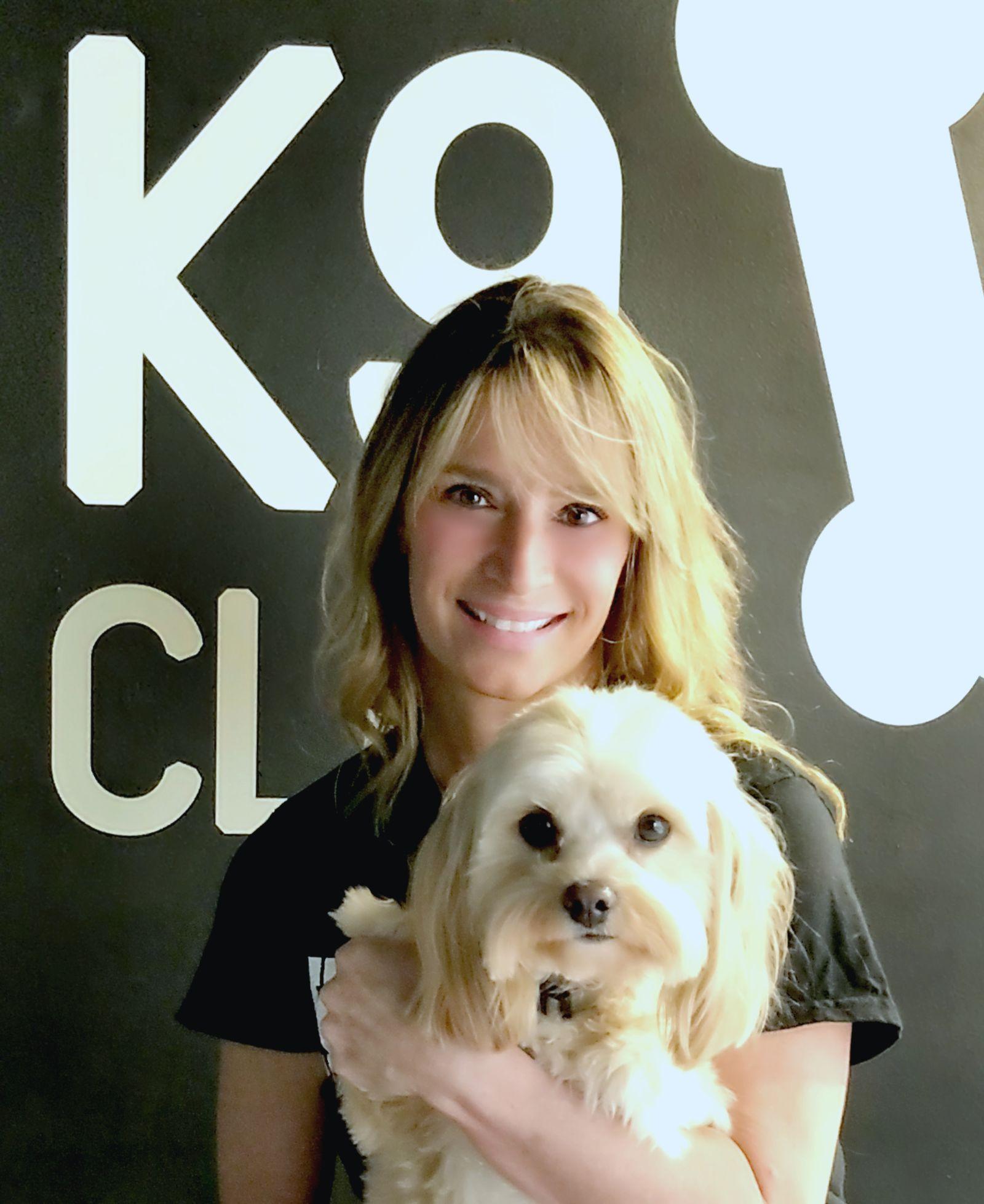 K-9 Fitness Center and Spa owner, Kimberly Hamilton