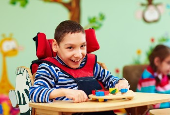 Disabled children are vulnerable to daycare neglect.