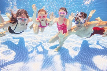 Pool drains can cause severe injuries.