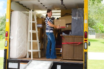 Get help after a rental moving truck accident.