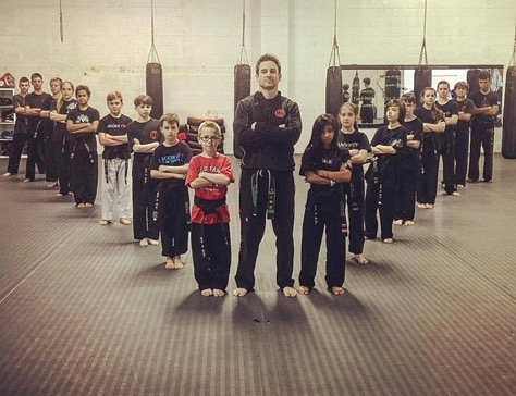 Children's Martial Arts Exton PA Lonnie Beck