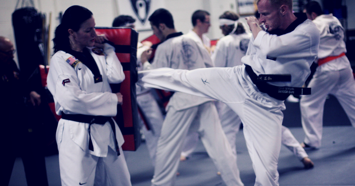 Adult Tae Kwon Do and Hapkido Martial Arts Classes Exton Pa