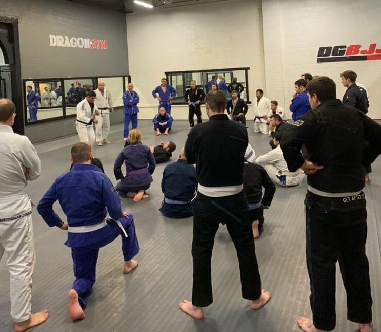 Brazilian Jiu Jitsu Classes in Exton and Berwyn Pa BJJ