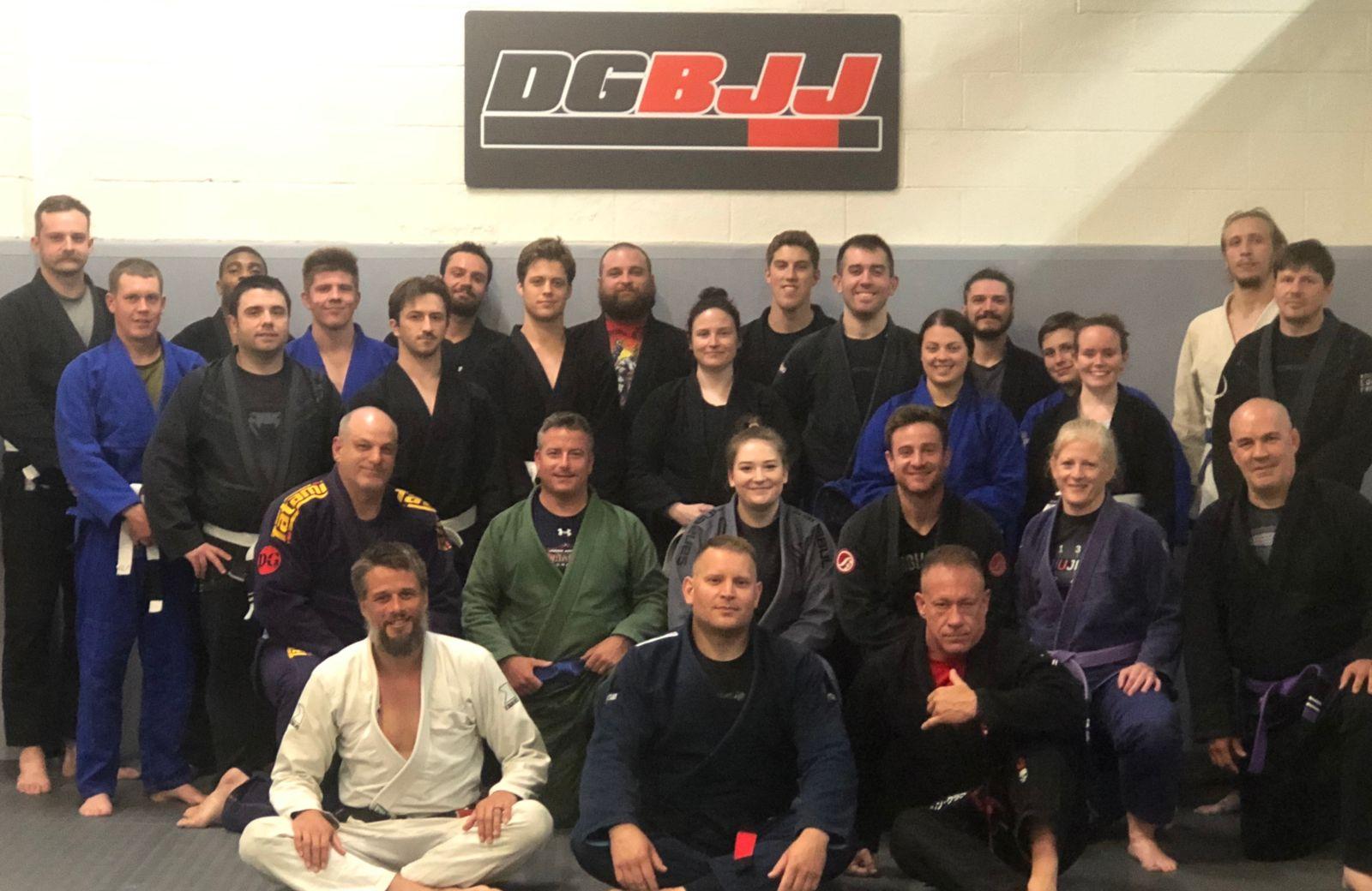 Brazilian Jiu Jitsu Classes in Exton and Berwyn PA