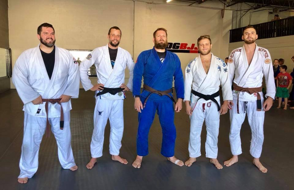 brazilian jiu jitsu instructor exton pa