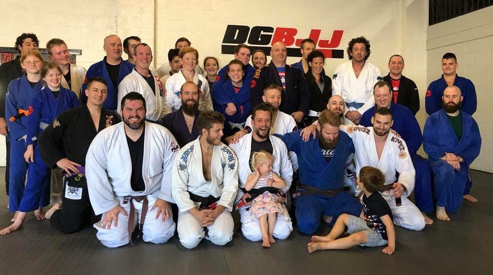 BJJ Classes Exton PA