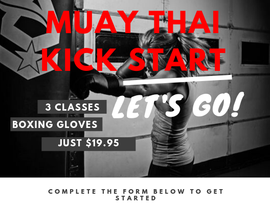 Muay Thai Kickboxing CLasses in Exton Pa