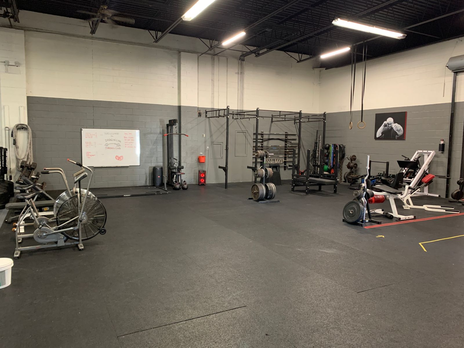Power Lifting, Kettlebells, Personal Training in Exton PA