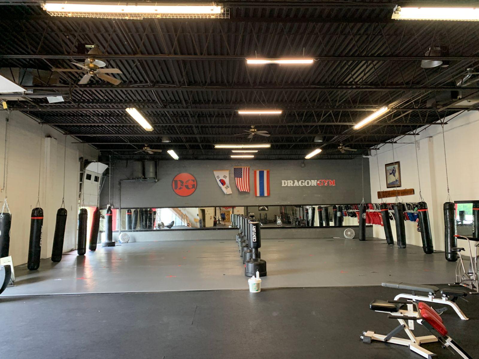Kickboxing, Muay Thai, Taekwondo and Brazilian Jiu Jitsu Classes in Exton PA