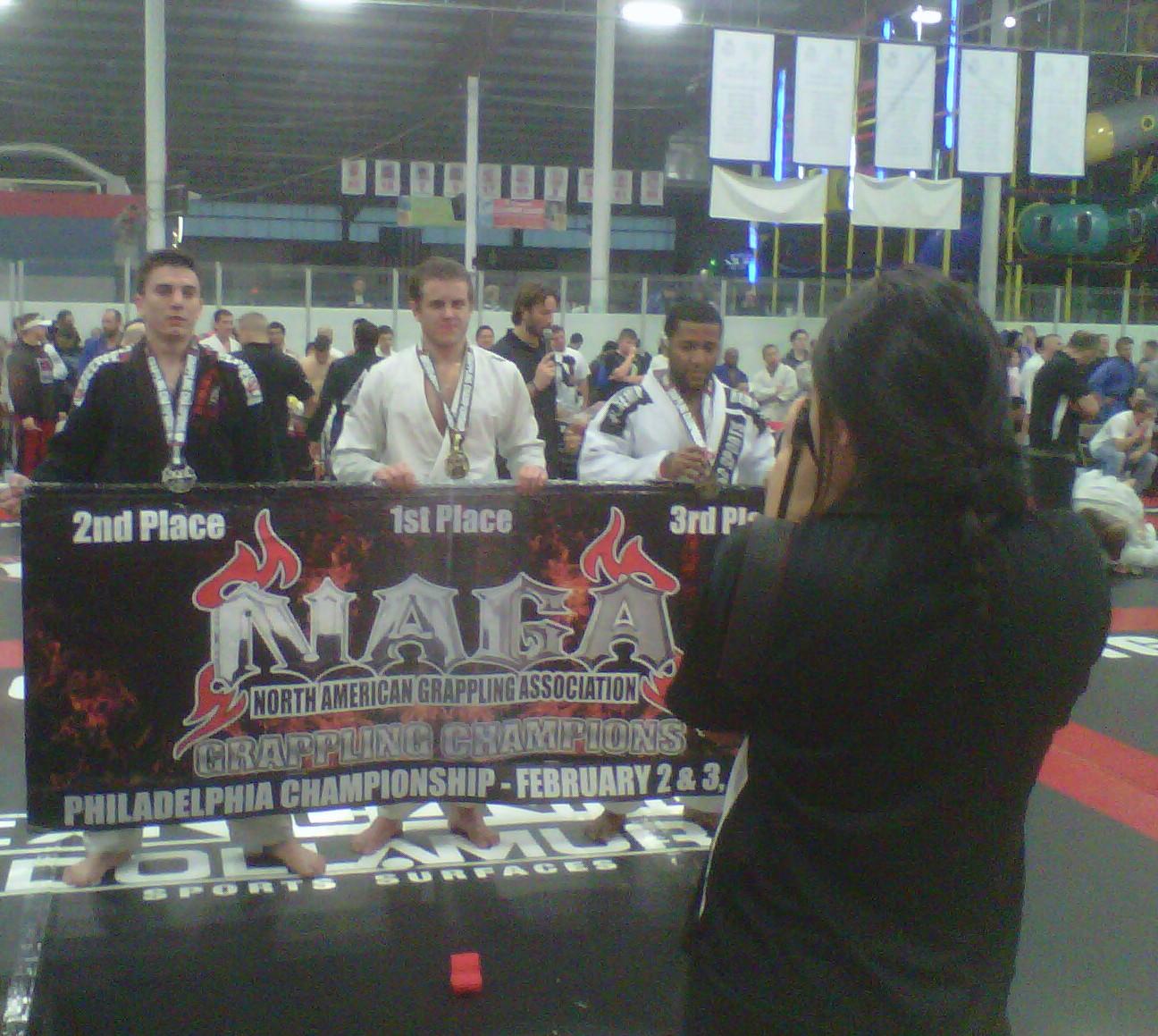 Berwyn Brazilian Jiu Jitsu Champion