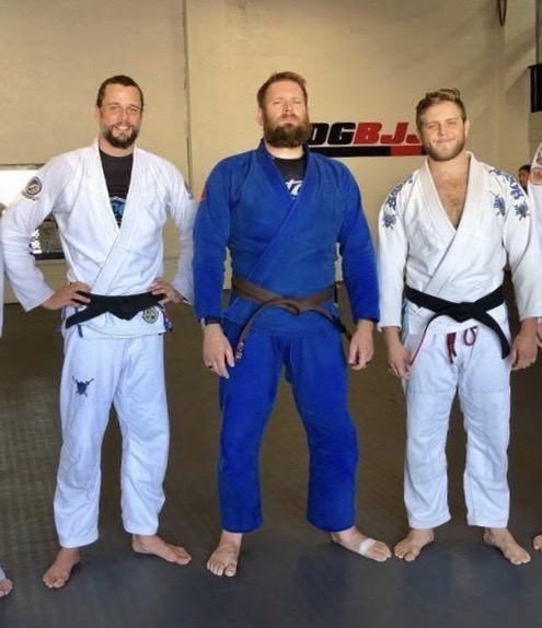 Head Instructor Chris Taylor | Dragon Gym Martial Arts & Fitness