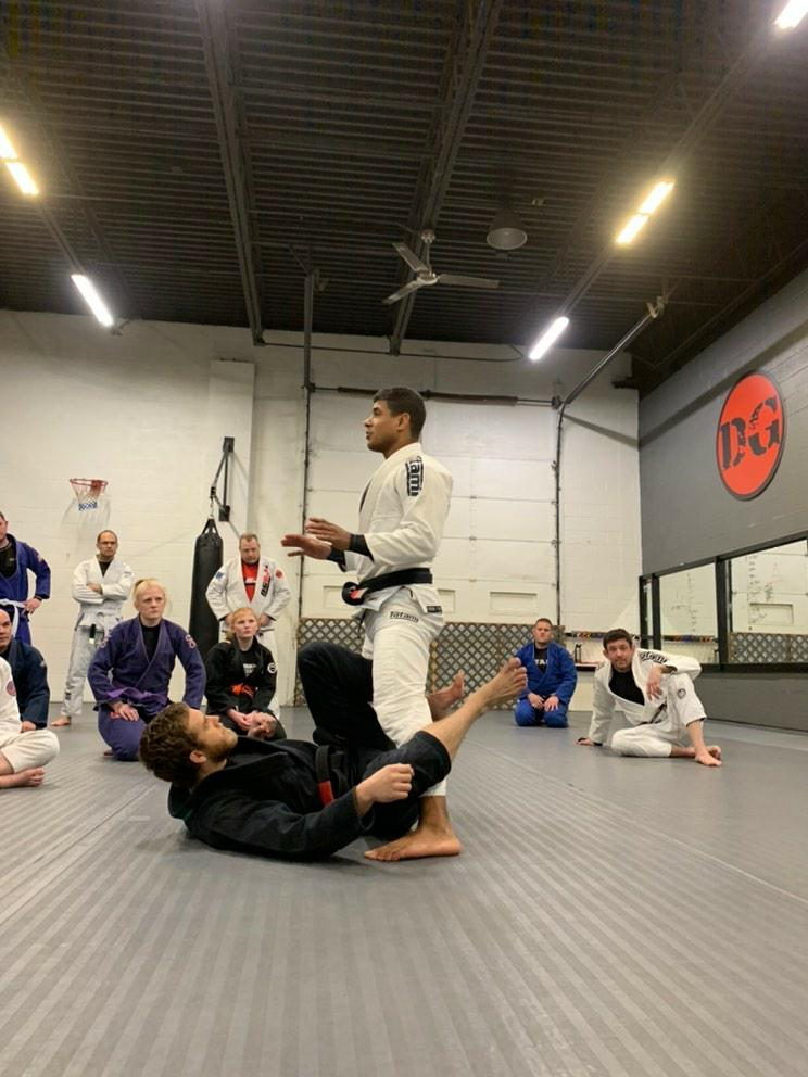 BJJ Classes in Exton and Berwyn PA