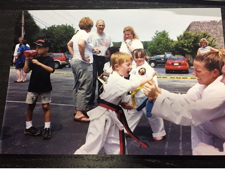 Pre School Martial Arts Classes Joseph Grubb