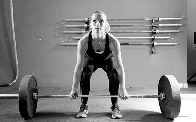 Kettlebells and Powerlifting for Weight Loss in Exton, PA