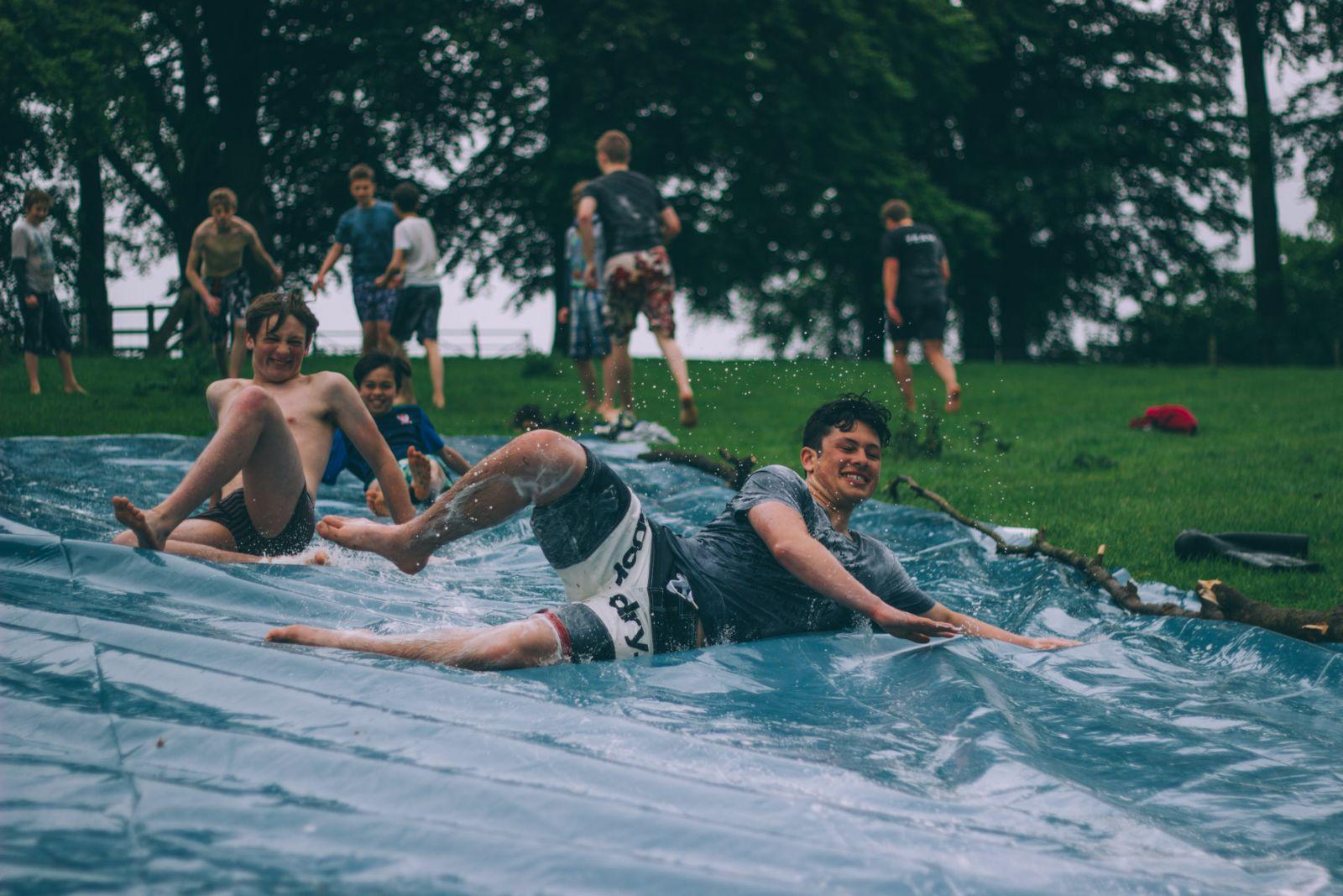 Summer Slide Kids Martial Arts Exton, Malvern, Berwyn, PA