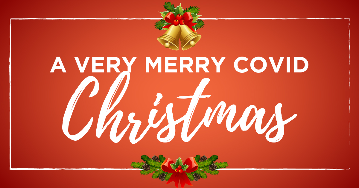 Merry COVID Christmas Parker Law Firm