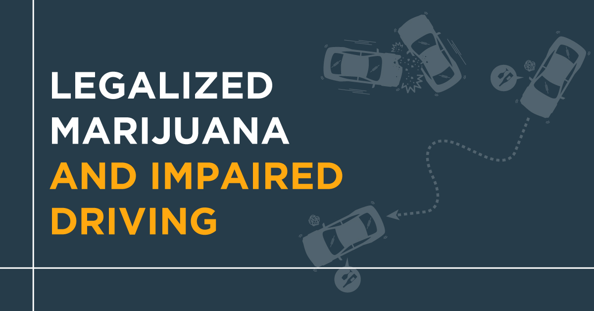 Legalized Marijuana and Driving Blog Parker Law Firm