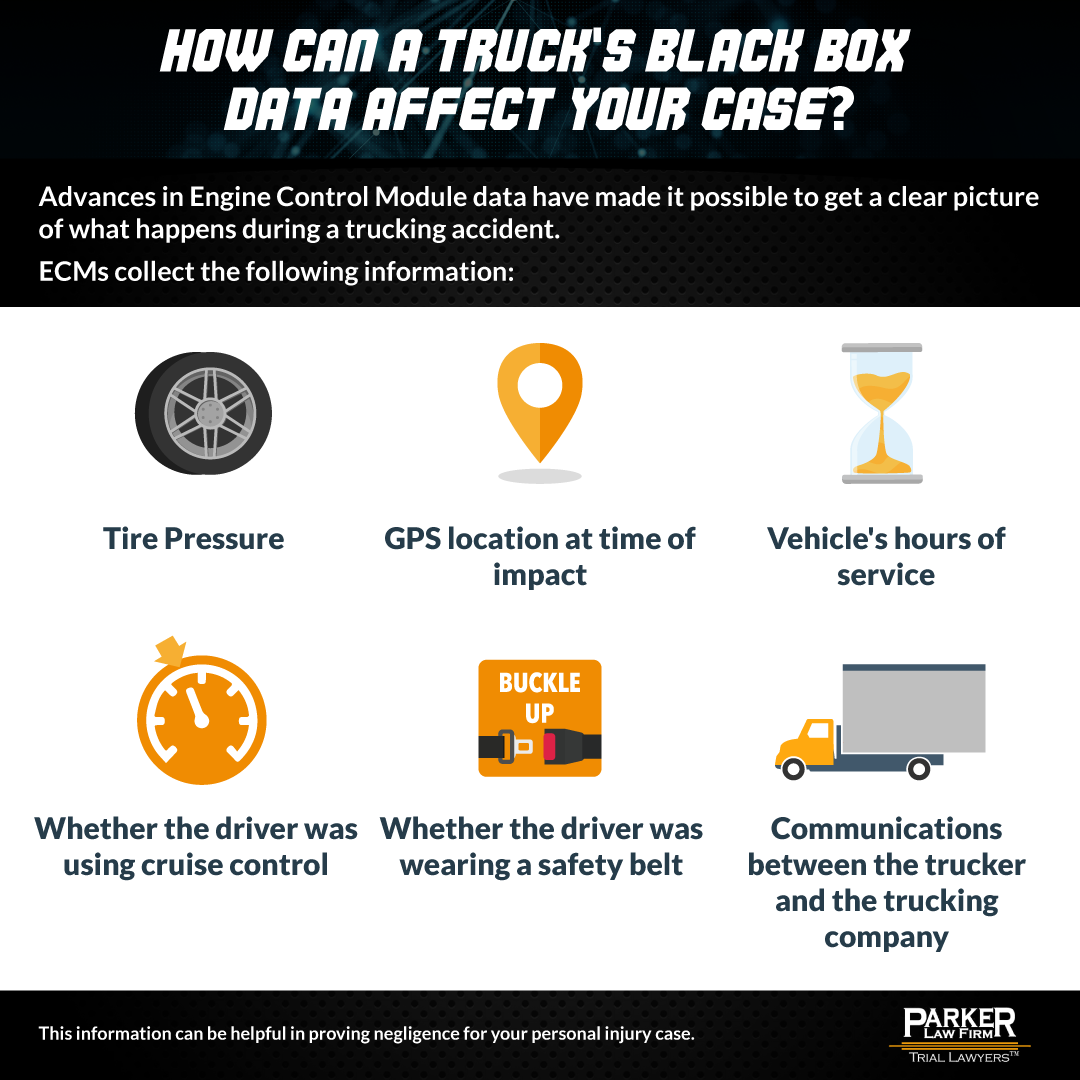 how can a truck's black box data help your pi case