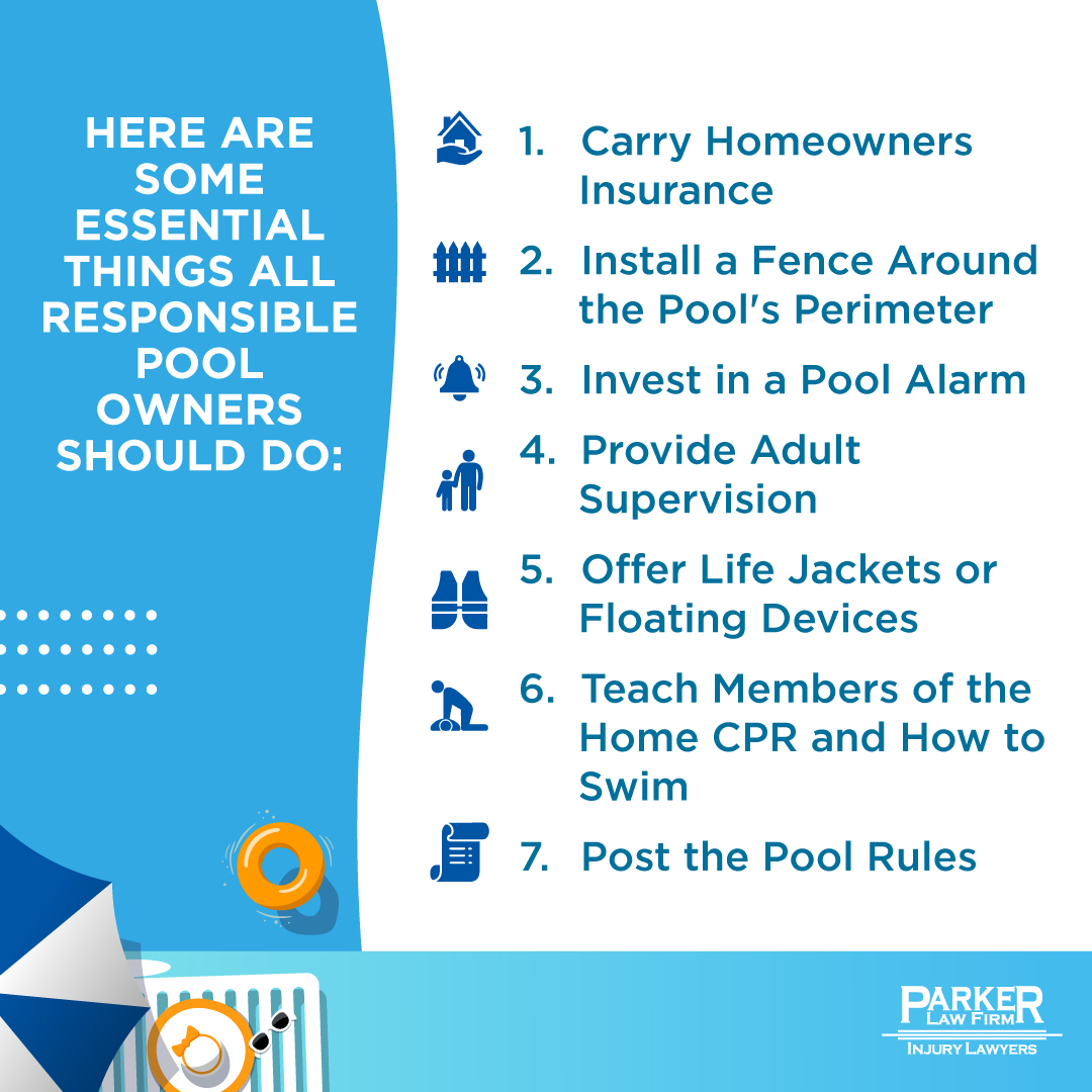 Pool Safety Rules and Guidelines