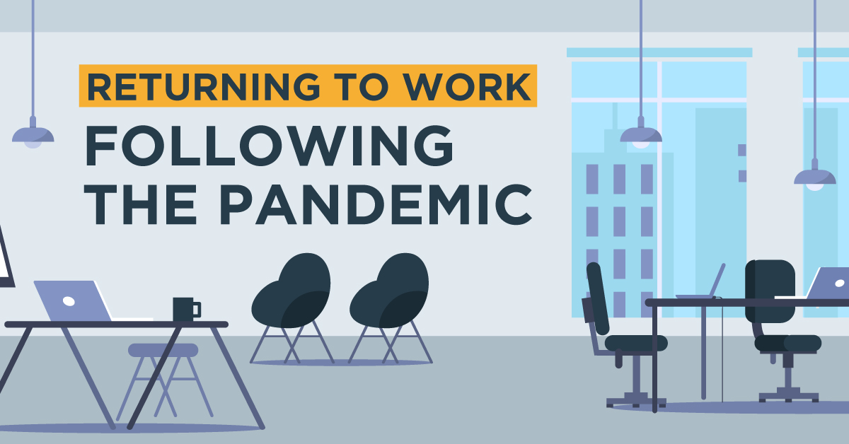 Returning to work after the pandemic Parker Law Firm