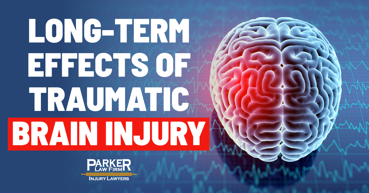 Long Term Effects of Traumatic Brain Injury