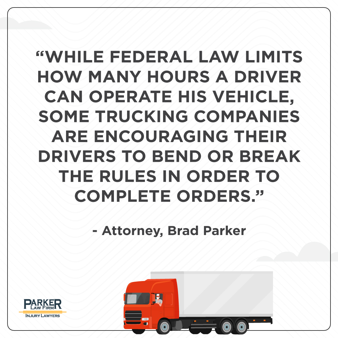 Truck Driver Shortage On Texas Roads